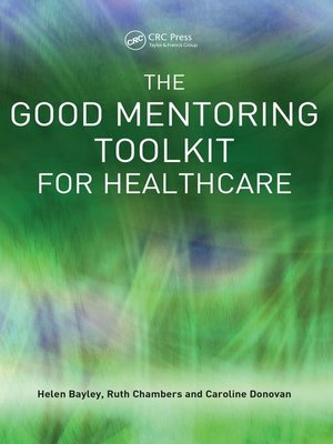cover image of The Good Mentoring Toolkit for Healthcare